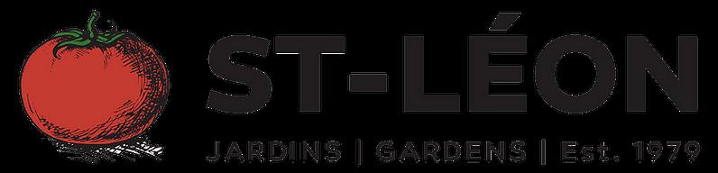 Jardins St-Leon Gardens logo